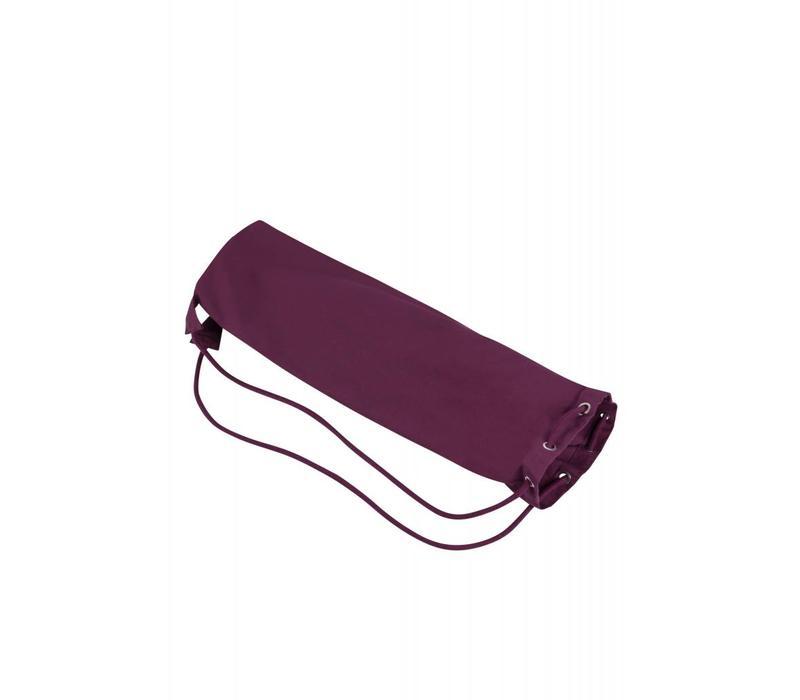 Yogisha Drawstring Yoga Bag - Aubergine