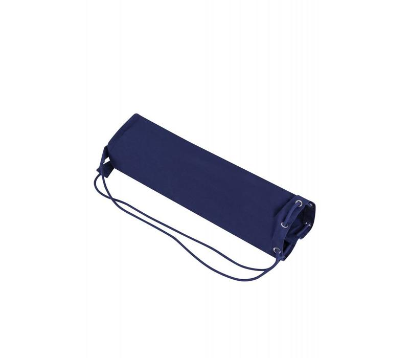 Yogatas Met Koord - Donkerblauw