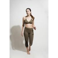 Shakti Activewear Paraty Top - Deep Green