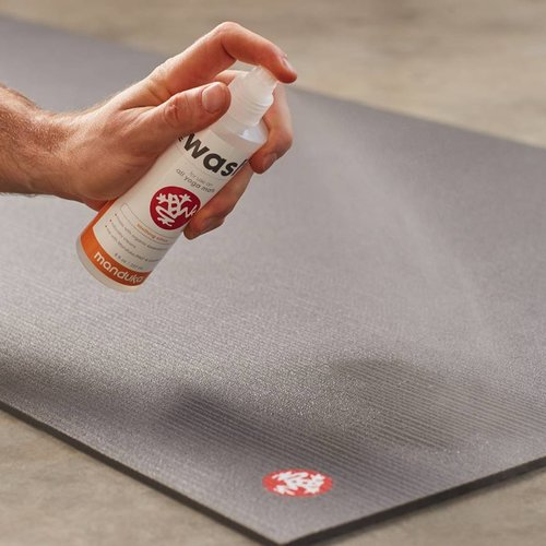 Are you taking good care of your yoga mat?