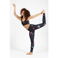 Dharma Bums Yoga Legging - Amazona