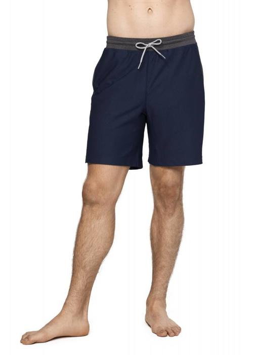 Manduka Manduka Performance Mesh Short - Midnight
