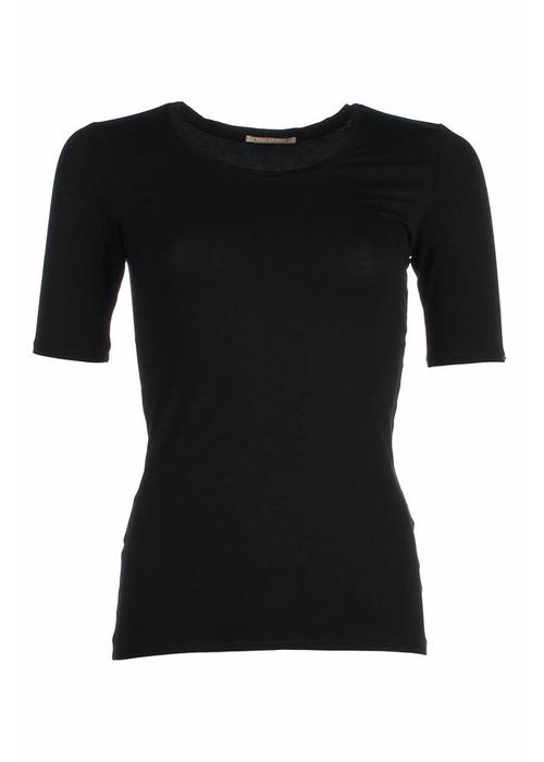 Royal Bamboo Royal Bamboo The Original Shortsleeve - Black