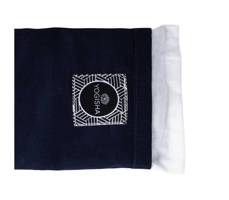Yogisha  Oogkussentje - Donkerblauw