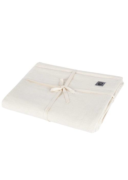Yogisha Yoga Decke Bio-Baumwolle - Natürlich
