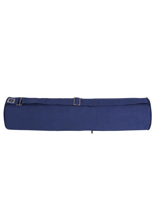 Yogisha Zippered Yoga Mat Bag - Navy