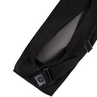 Yogatasche mit Reißverschluss - Schwarz
