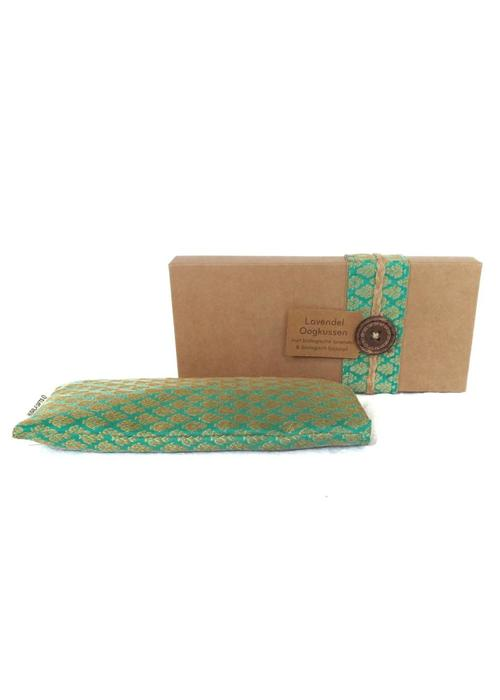 Kusala Kusala Eye Pillow Silk - Mint
