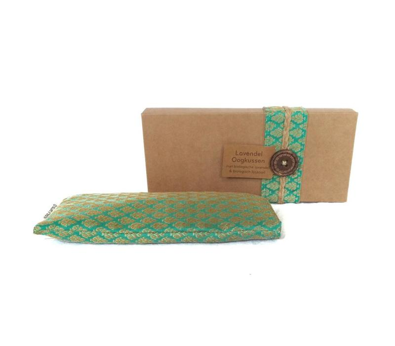 Kusala Eye Pillow Silk - Mint