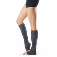 Toesox Beenwarmer Knee High - Charcoal