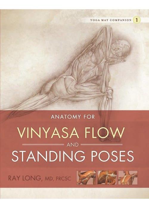 Ray Long Yoga Mat Companion l - Vinyasa Flow & Standing Poses