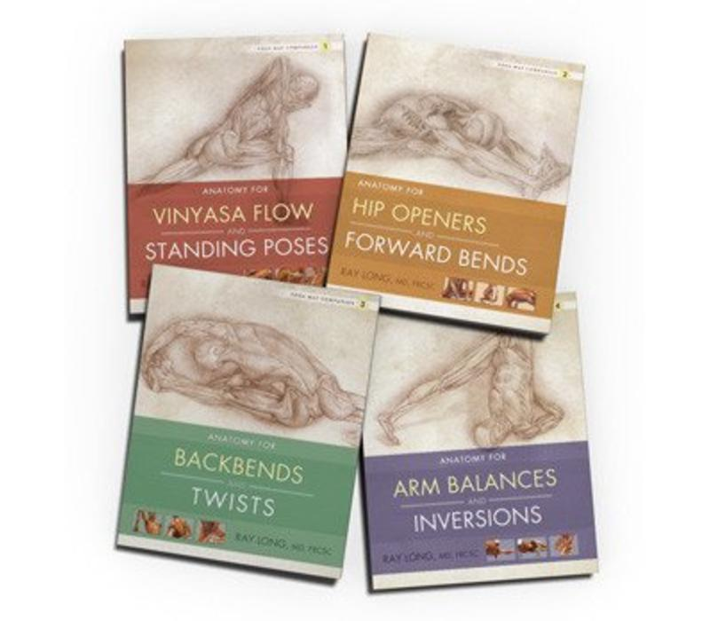 Ray Long Yoga Mat Companion ll - Hip Openers & Forward Bends