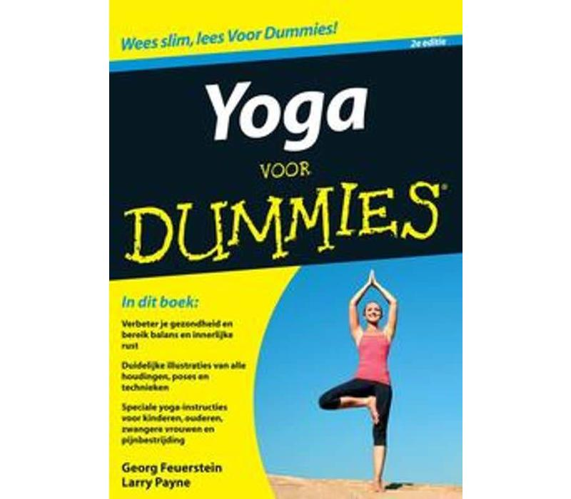 Georg Feuerstein - Yoga voor Dummies