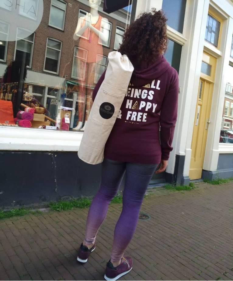 Yoga bag finder