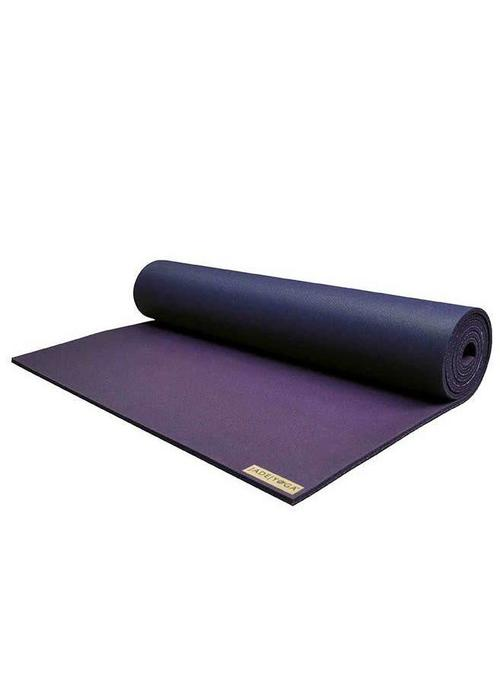 Jade Jade Fusion Yogamat 180cm 71cm 8mm Purple/Midnight