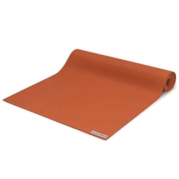 Jade Harmony Yoga Mat 173cm 60cm 5mm Tibetan Orange