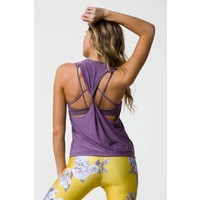 Onzie Eagle Tank - Purple Haze