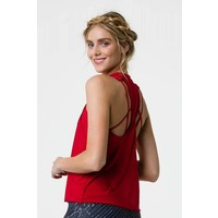 Onzie Eagle Tank - Red