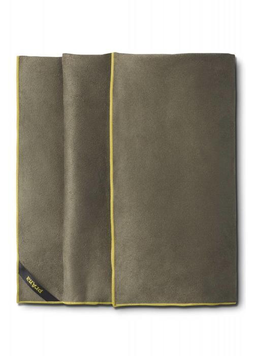 PrAna PrAna Maha Yoga Towel - Cargo Green