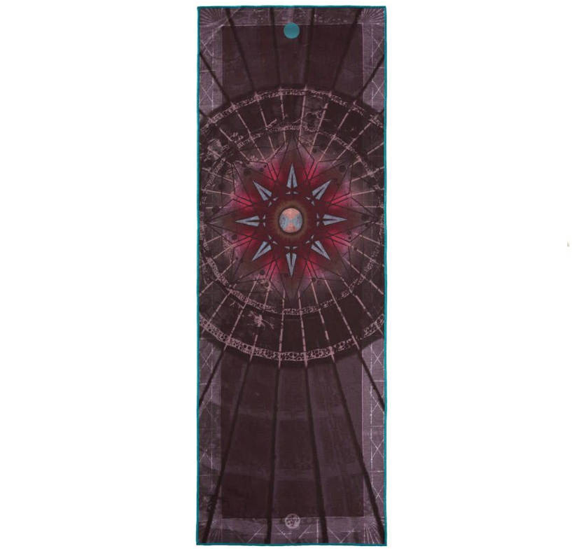 Yoga mat gerecycled polyester