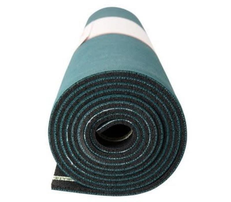 Jade Elite Yogamat 180cm 60cm 5mm - Forest Green