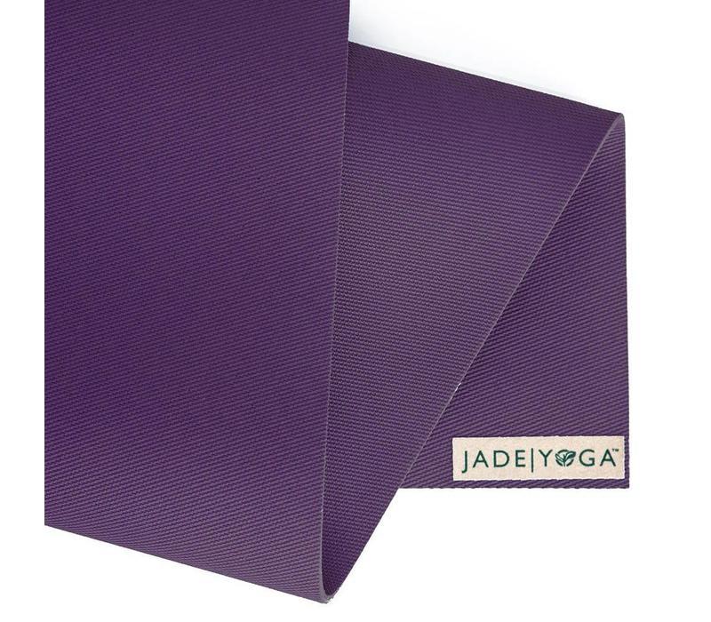 Jade Fusion Yogamatte 188cm 60cm 8mm - Purple
