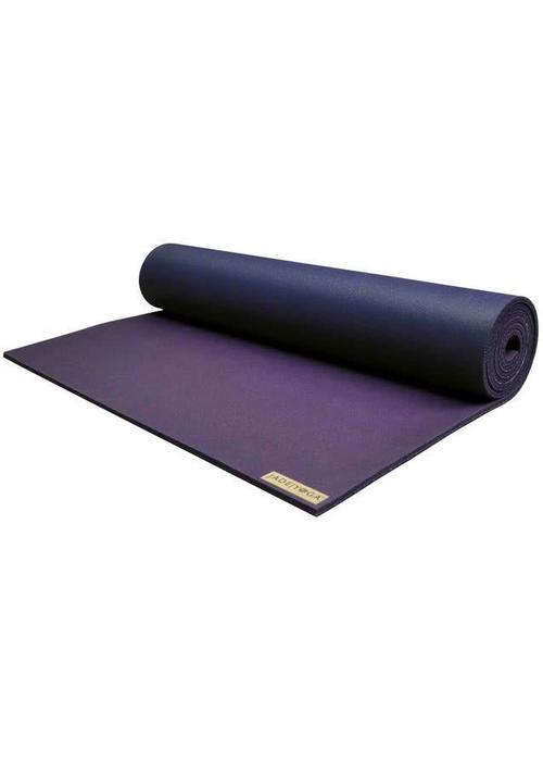 Jade Jade Fusion Yoga Mat 203cm 71cm 8mm - Purple/Midnight