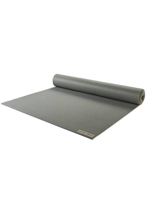 Jade Jade Harmony Yoga Mat 173cm 60cm 5mm - Grey