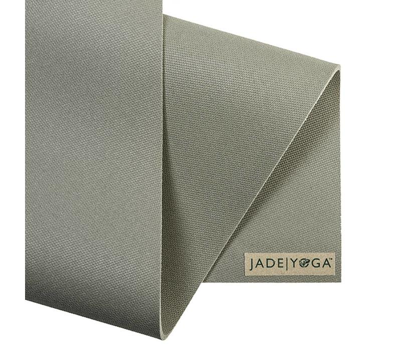Jade Harmony Yoga Mat 173cm 60cm 5mm - Gray
