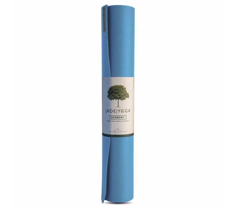 Jade Harmony Yoga Mat 173cm 60cm 5mm - Slate Blue