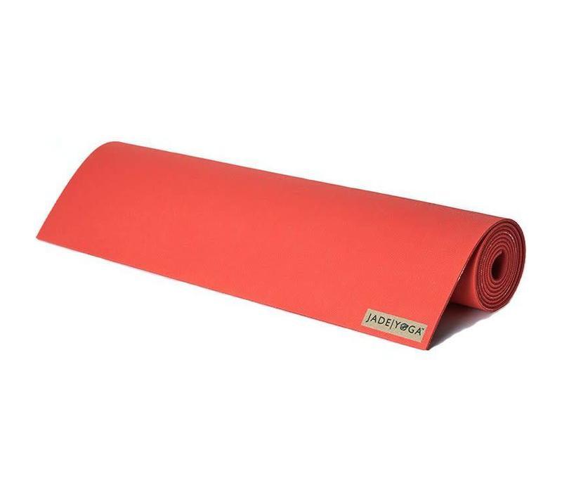 Jade Harmony Yogamat 180cm 60cm 5mm - Chili Pepper Red/Sedona Red