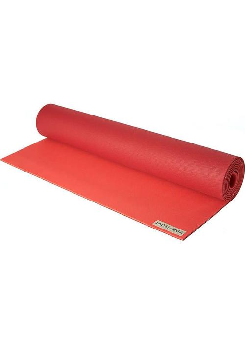 Jade Jade Harmony Yoga Mat 180cm 60cm 5mm - Chili Pepper Red/Sedona Red