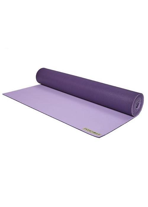 Jade Jade Harmony Yoga Mat 180cm 60cm 5mm - Lavender/Purple
