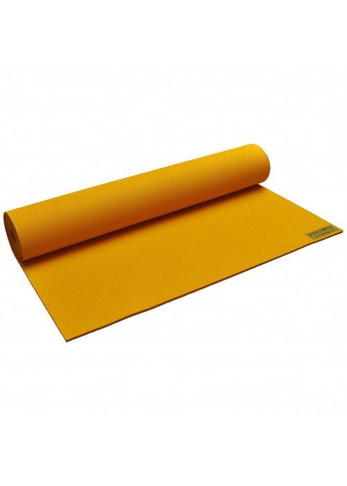 Jade Jade Harmony Yoga Mat 180cm 60cm 5mm - Saffron