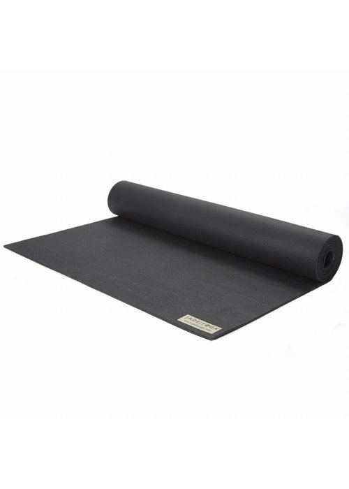 Jade Jade Harmony Yoga Mat 188cm 60cm 5mm - Black