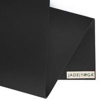 Jade Harmony Yoga Mat 188cm 60cm 5mm - Black