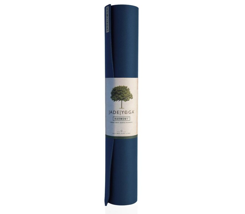 Jade Harmony Yogamat 188cm 60cm 5mm - Midnight Blue