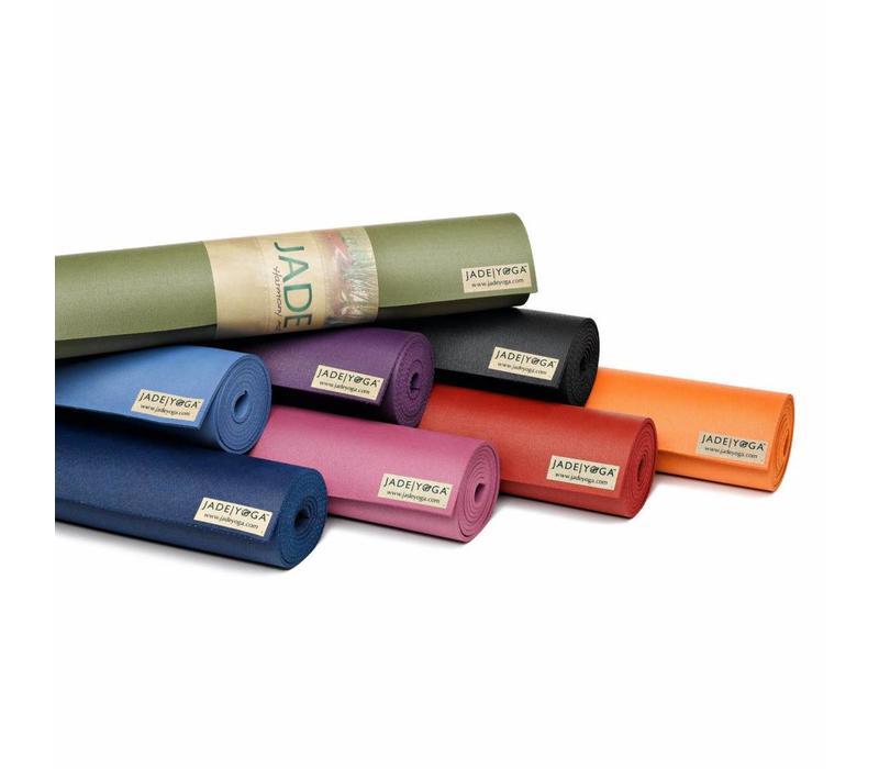 Jade Harmony Yoga Mat 203cm 70cm 5mm - Midnight Blue