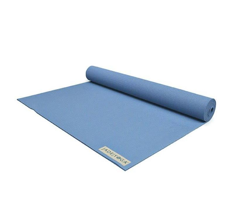 Jade Kids Yoga Mat 147cm 61cm 3mm - Slate Blue