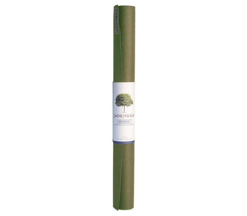 Jade Voyager Yogamatte 173cm 60cm 1.5mm - Olive Green