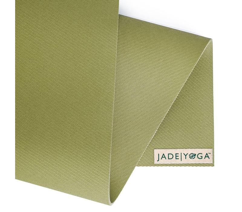 Jade Voyager Yoga Mat 173cm 60cm 1.5mm - Olive Green