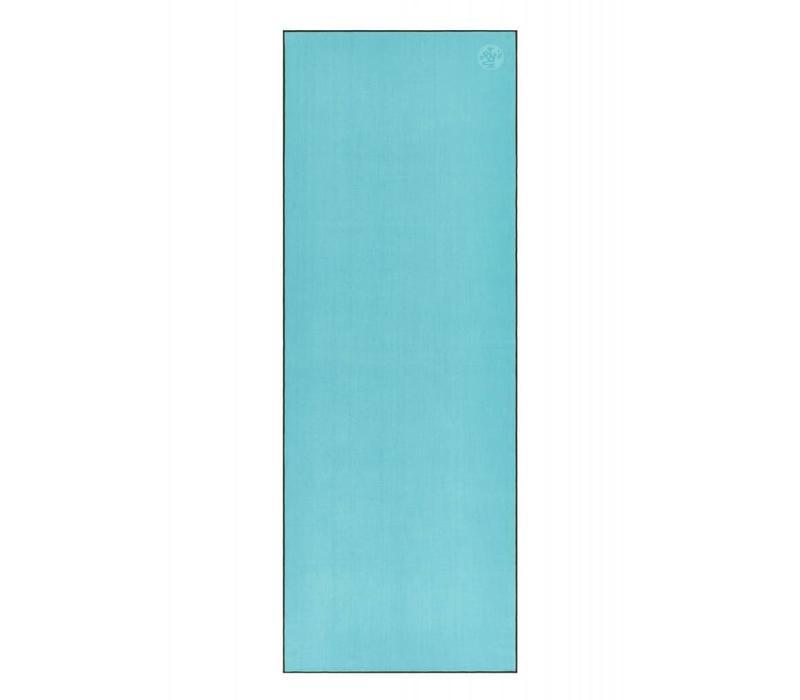 Manduka eQua Handdoek 182cm 67cm - Tasmanian Blue