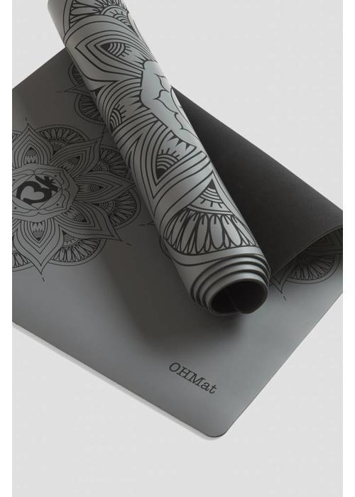 Ohmat OHMat Yoga Mat 183cm 68cm 5mm - Rama
