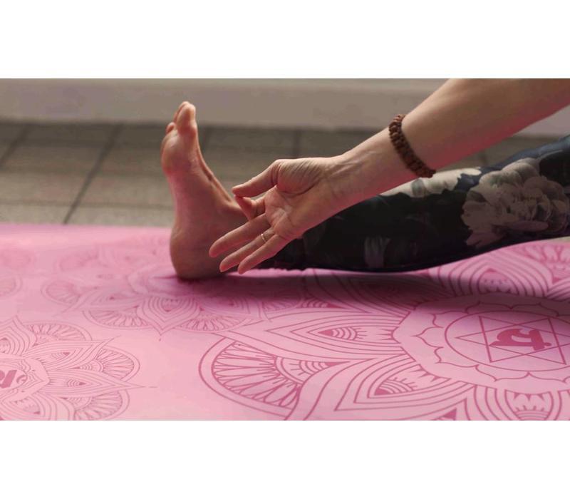 OHMat Yoga Mat 183cm 68cm 5mm - Radha