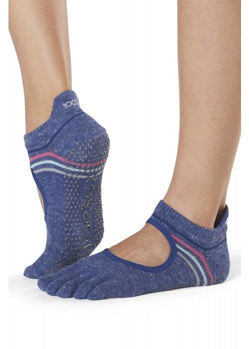 Toesox Toesox Yoga Sokken Bellarina Dichte Tenen - Jock