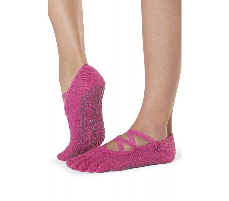 Toesox Yoga Sokken Elle Dichte Tenen - Fantasy