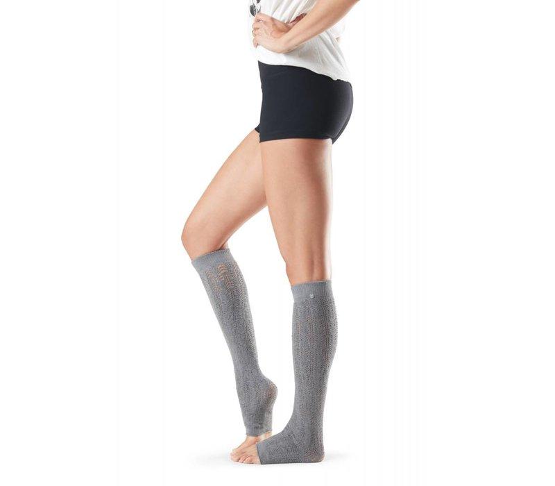 Toesox Leg Warmer Ava - Smokey