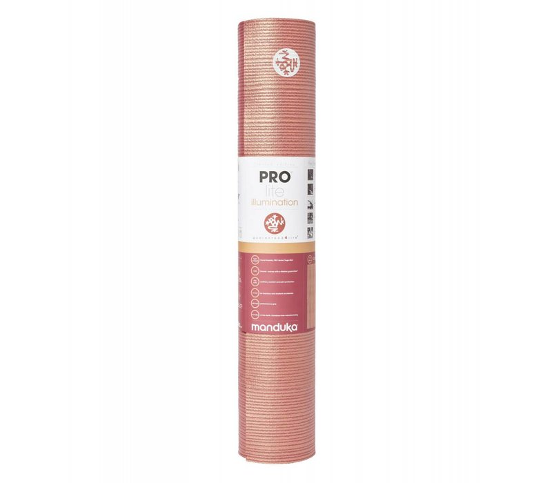 Manduka Prolite Yoga Mat 180cm 61cm 4.7mm - Illumination