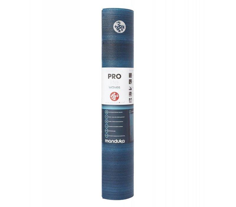 Manduka Prolite Yoga Mat 180cm 61cm 4.7mm - Waves