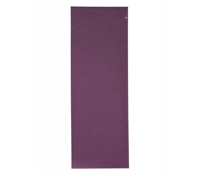 Manduka eKO Lite Yogamatte 180cm 61cm 4mm - Acai Midnight